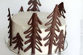Nice Ideas Chocolate Cake Decorations Bold 28 Insanely Creative