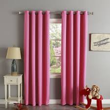 Blackout Curtains 108 Inches Incredible Aurora Home Solid Grommet Top Thermal Insulated 108