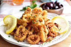 cuisiner le calamar calamars frits recette tapas facile le cuisine de samar
