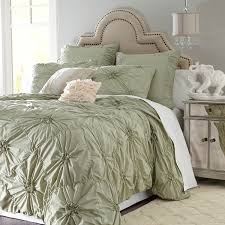 Green Duvet Cover King Green Savannah Duvet Cover U0026 Sham Sage Cotton Bedding