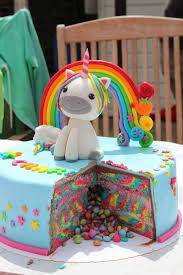 children s birthday cakes best 25 birthday cakes for kids ideas on unicorn with