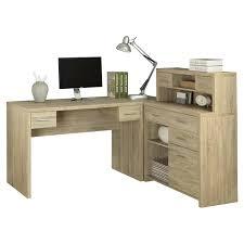 Reversible L Shaped Desk Desk Coaster L Shaped Desk Coaster Yvette Collection Cappuccino