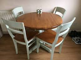 round drop leaf table and 4 chairs round drop leaf table and 4 chairs in beverley east yorkshire