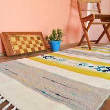 yellow floor rug roselawnlutheran