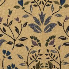 Waverly Upholstery Fabric Colonial Upholstery Fabric Tucker Resist Indigo Waverly Fabric