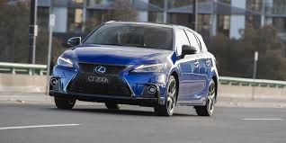 lexus ct200 2016 2018 lexus ct200h pricing and specs photos 1 of 9
