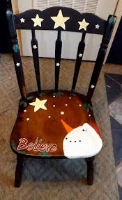 Old Dining Room Chairs Best 20 Painting Old Chairs Ideas On Pinterest Chair Bench