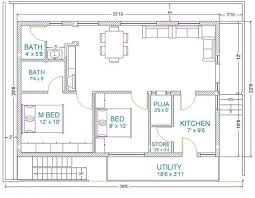 2 bhk house plan customized 2 bhk floor plans starting rs 4000
