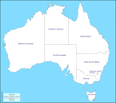map of australia with cities and states australia map of beauteous with cities and states creatop me