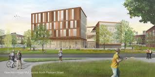 the design building at umass amherst building and construction
