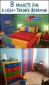 156 best bedrooms inspiration images on pinterest bedroom ideas create a lego themed bedroom with these diy ideas