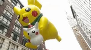 pikachu gif by the 90th macy s thanksgiving day parade find