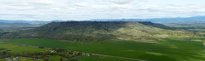 Table Mountain Oregon Medford Oregon