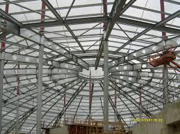 bureau d ude structure m allique etude d une structure métallique pour un parc animalier proche de
