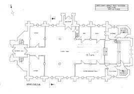 Church Gym Floor Plans by 5 Bedroom Detached House For Sale Burnley Road Todmorden