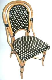 Wicker Bistro Chairs Rattan Bistro Chairs Bistro Dining Chairs Best