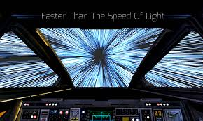 what is the speed of light why can t anything go faster than the speed of light