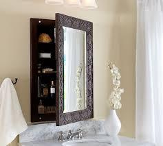 wood framed recessed medicine cabinet interior design for cabinet stunning recessed medicine ideas wood