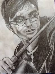 harry potter drawing slothloveinggal deviantart
