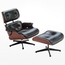 vitra miniatures lounge chair and ottoman u2013 design museum shop