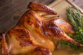 rachael ray thanksgiving whiskey brined spatchcock turkey rachael ray