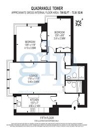 paddington station floor plan 2 bedroom flat cambridge square london w2 greater london