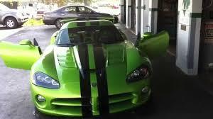 Dodge Viper Green - lime green dodge viper diamond interior by shamrock auto trim of