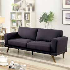 Mid Century Modern Settee Ivy Bronx Johnathan Mid Century Modern Sofa U0026 Reviews Wayfair