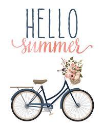 sprüche fahrrad hello sommer blumen fahrrad statement sprüche zitat