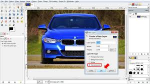 tutorial how to change the color of a car workflow in gimp