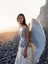 Heavenly Creatures Evening Wear Gets Ethereal In Harrods Magazine