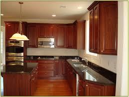 granite countertop kitchen cabinets height from floor essentials