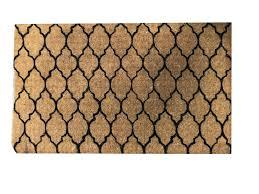 Morocco Design Funky Soho Doormat Knowledge Morocco Design 45cm X 75cm