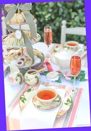 tea party tables best 25 tea table settings ideas on tea party