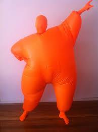 Fat Suit Halloween Costume 73 Fat Suit Images Shrek Costume Design