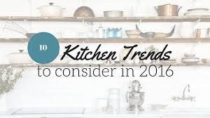 kitchen faucet trends kitchen design trends 2016