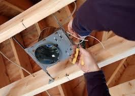 Installing A Ceiling Fan Box by Install New Ceiling Fan Box Integralbook Com