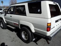 4 Runner Diesel Feeler 1987 Hilux Surf Diesel 5 Spd Jdm 89k Ca Title Toyota