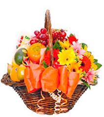 fruits flowers fruits flowers basket