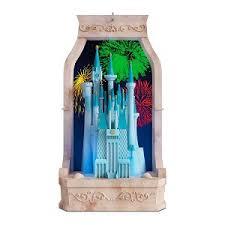 2016 cinderella s castle hallmark keepsake ornament hooked on