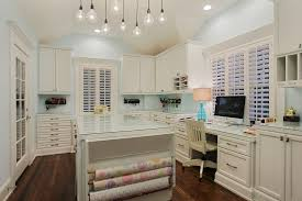 craft room ideas home office shabby chic style with pencils