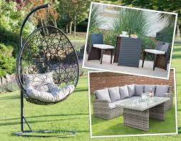 Dunelm Bistro Chair B U0026m Bargains Garden Furniture For A Third The Price Of The Range