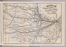 Map Of St Louis Mo Missouri And St Louis David Rumsey Historical Map Collection
