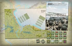 D Day Map Against The Odds