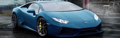 Lamborghini Huracan Blue - lamborghini huracan 1600x516 rebrn com