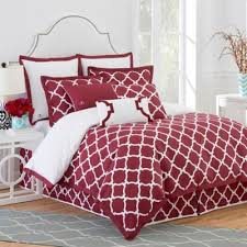 Red White Comforter Sets Buy Red And White Comforter Sets From Bed Bath U0026 Beyond