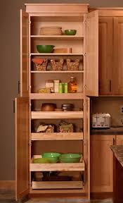 pantry cabinet maple pantry cabinet with kitchen organization