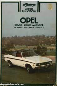 opel automobile manuals repair manuals online