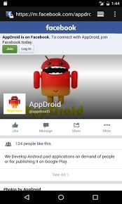 appdroid apk free appdroid fb apk for android getjar