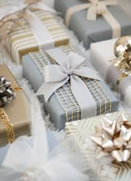 gold gift wrap gift wrapping inspiration
